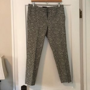 Ann Taylor cropped trousers